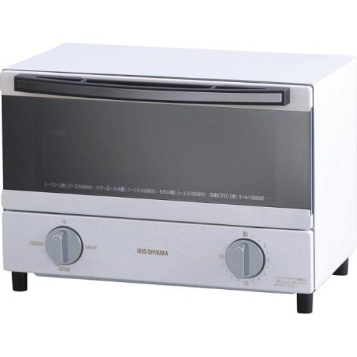 アイリスオーヤマ スチームオーブントースター (2枚焼き)